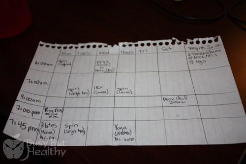 workout plan (Copy)