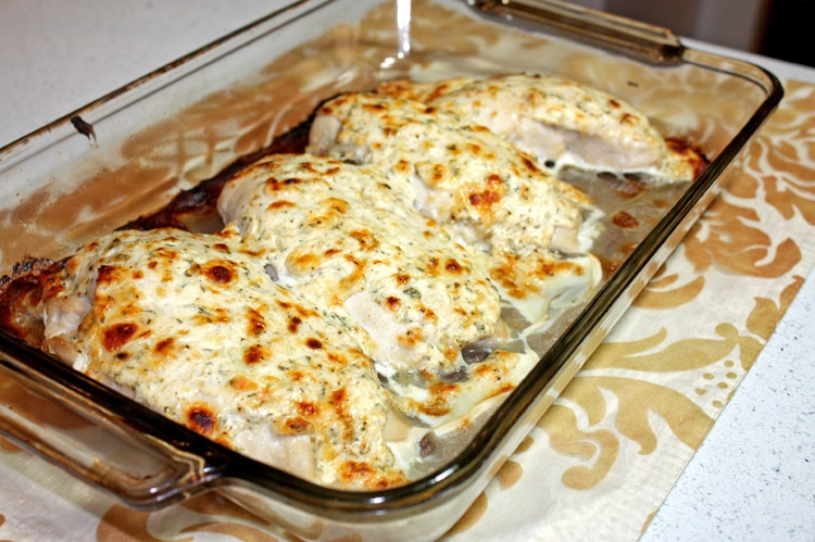 Thumbnail image for Parmesan Yogurt Chicken