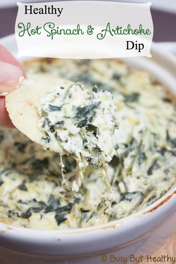 Healthy Hot Spinach Artichoke Dip_main