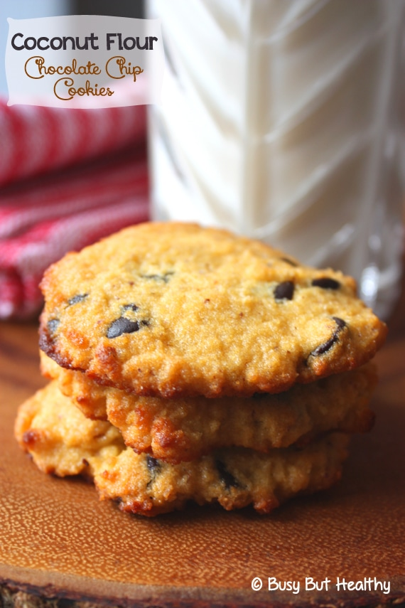 Coconut Flour Chocolate Chip Cookies_main