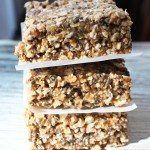 No-Bake Hemp and Chia Protein Bars