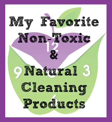 Thumbnail image for My Favorite Non-Toxic Natural Cleaning Products