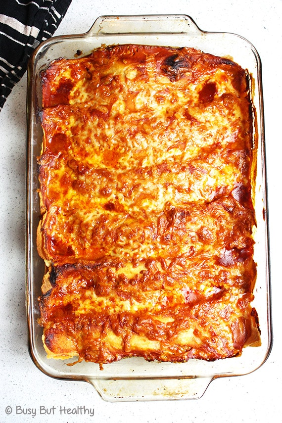 Easy Chicken Enchiladas_1